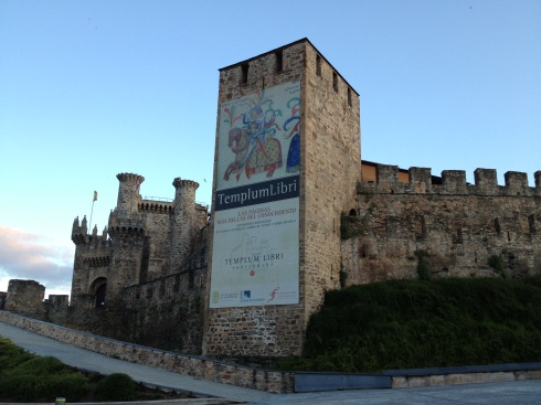 Castle of the Knights Templar